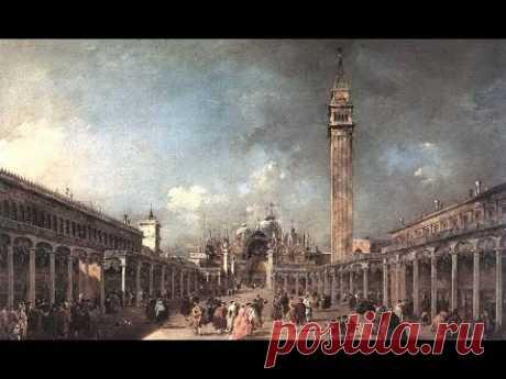 Панорамная живопись Франческо Гварди