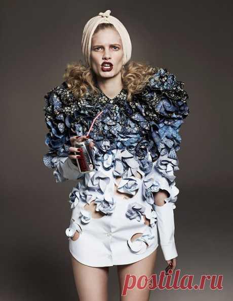 Фактурка / Креатив в моде / Модный сайт о стильной переделке одежды и интерьера