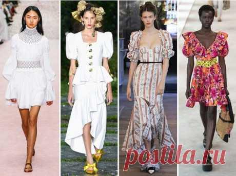 Обзор весенне-летних коллекций с Нью-Йоркской недели моды