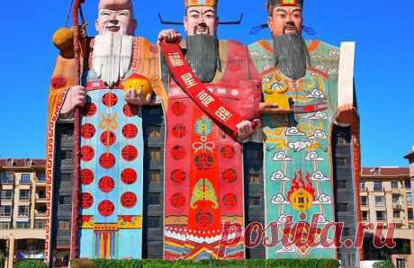Архитектурные чудачества Китая: masterok