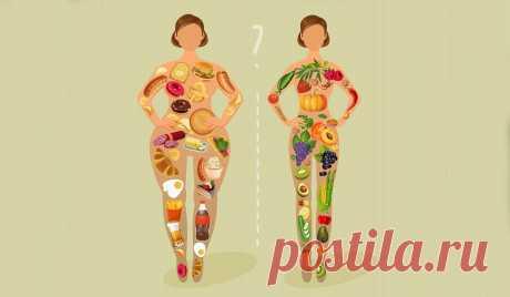 Как научиться наедаться меньшим количеством еды? Как есть, чтобы похудеть?