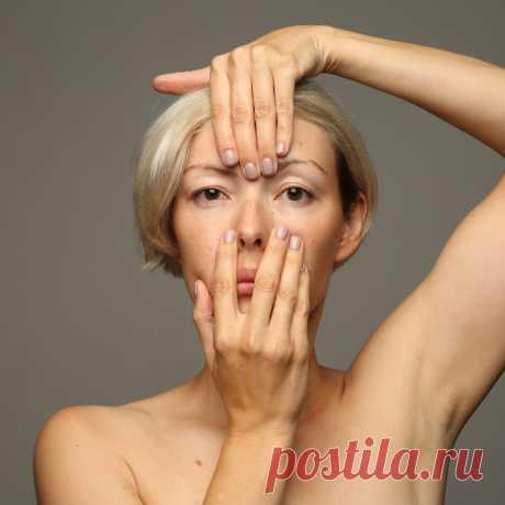Как убрать мешки под глазами и носослезку   Фейсбилдинг/FaceBuilding Studio   Яндекс Дзен