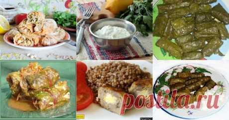 Долма - 19 рецептов приготовления пошагово Долма - быстрые и простые рецепты для дома на любой вкус: отзывы, время готовки, калории, супер-поиск, личная КК