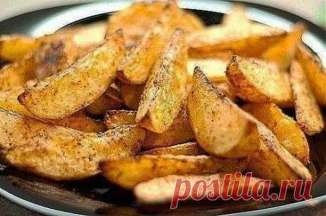 Картошка по-деревенски | Блог. Юленька | Группы Мой Мир