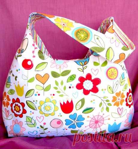 Пляжная сумка своими руками, подробные мастер-классы, советы
