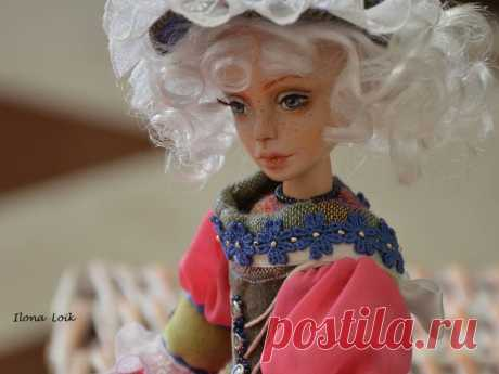 из чего делают кукол