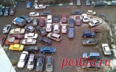 Как правильно парковаться задним и передним ходом на автомобиле