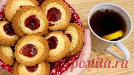 Самое легкое печенье курабье – пошаговый рецепт с фотографиями