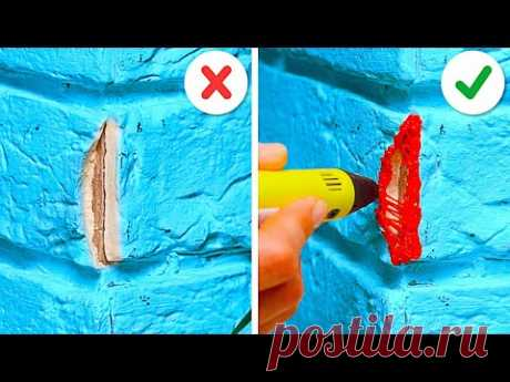 31 USEFUL LIFE HACKS FOR YOUR HOME