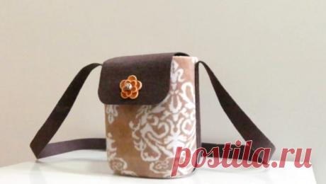 Из обычной бутылки и старой кофты сделали красивую сумочку | Творим с NyaSkory | Яндекс Дзен