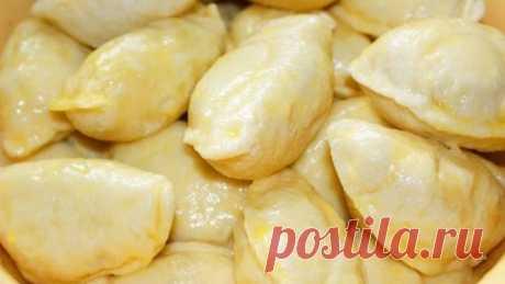 POMPOSO vareniki (las recetas de mamá)