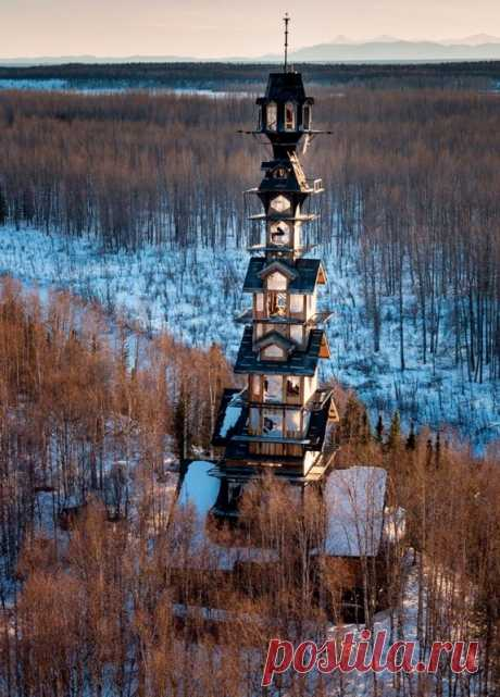 Goose Creek Tower