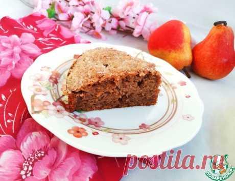"""Коричный пирог """"Аля"""" – кулинарный рецепт"""