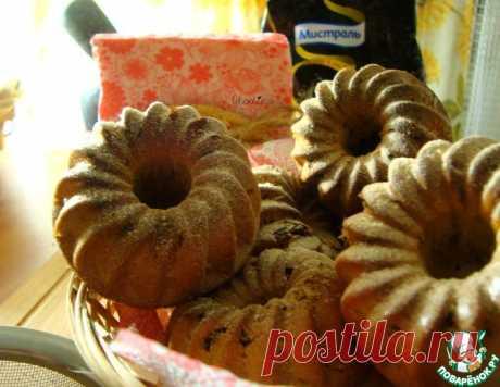 Кексы тыквенные – кулинарный рецепт