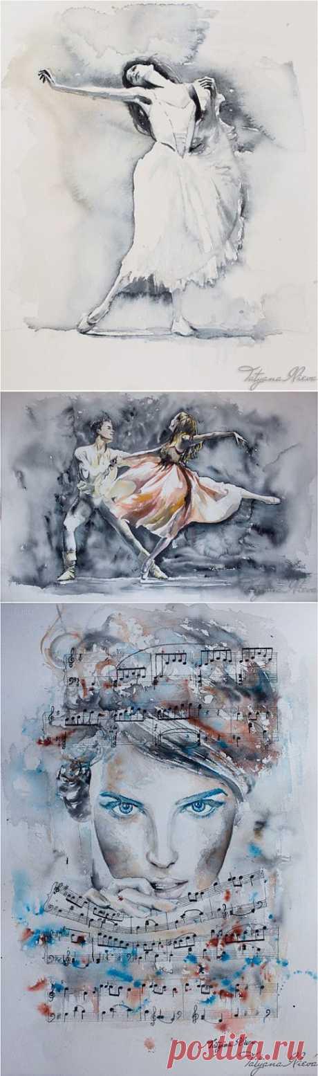 (+1) - Татьяна Илиева \ На один миллиард и две тысячи лет…. | Искусство