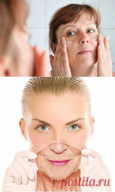 Уход за увядающей кожей | Красатуля