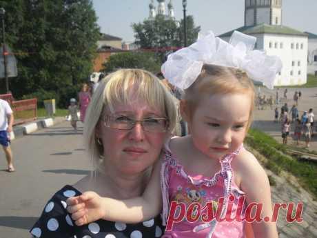 Елена Кротова(Пушкина)
