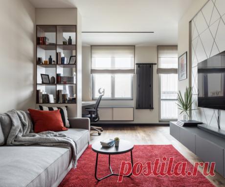 Красный — не самое очевидное решение для покраски стен или мебельной обивки. Совершенно ясно, что это очень активный и сильный цвет. Чтобы верно использовать оттенки красного в интерьере — тренируйте насмотренность По ссылке вас ждет подборка декорирования красным