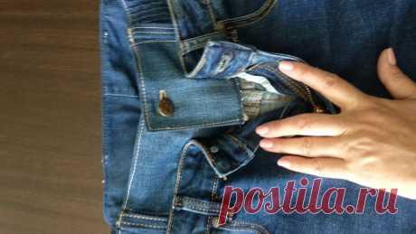 Как поднять талию у джинсов. Объясняю что, как и в чем фокус | Шить и творить с Марго-Миро | Яндекс Дзен