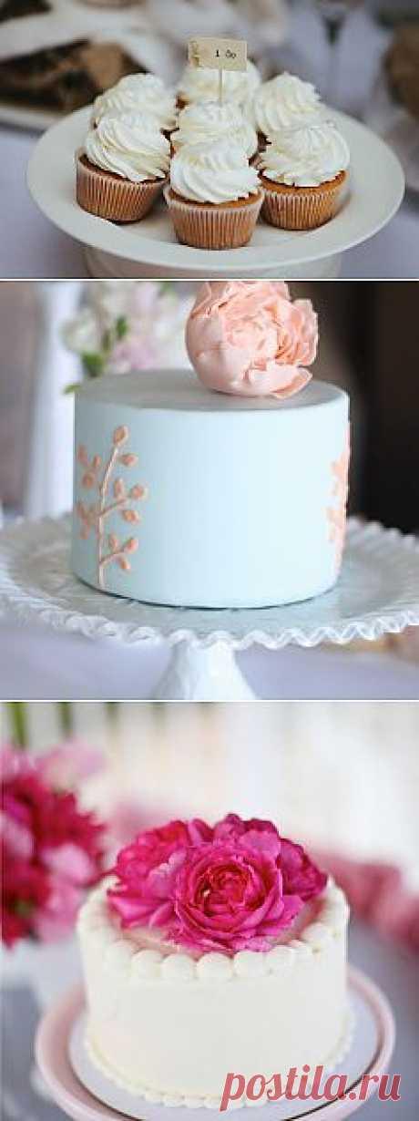 Интересные альтернативы свадебному торту - WeddyWood