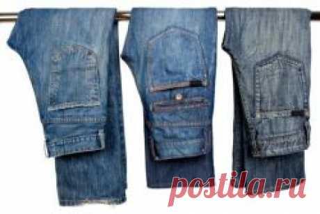 Как правильно гладить джинсы — Делимся советами