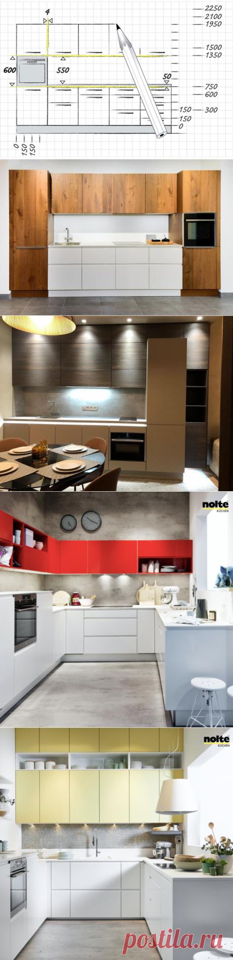 Проектируем маленькую кухню. Реальный опыт с кухнями Nolte | Nolte Küchen | Яндекс Дзен