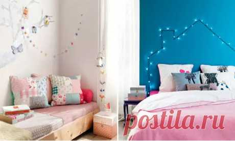 22 идеи интерьера детских комнат - ГлагоL