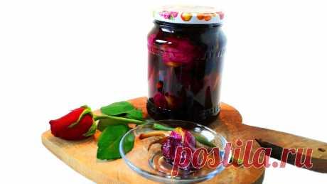 Маринованные Розы середина XVIII Века | Грузинская Кухня от Софии | Яндекс Дзен