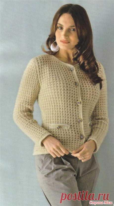 La chaqueta en el estilo Chanel (rayos) | el diario Irimed