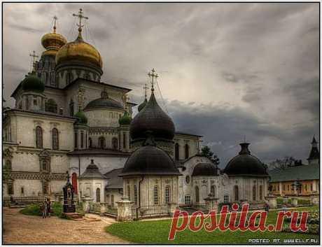 Ново-Иерусалимский монастырь под Москвой