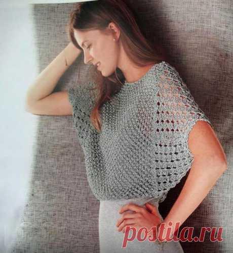 Вязание спицами с описанием для женщин: 16 моделей кофточек с фото, схемами и описанием