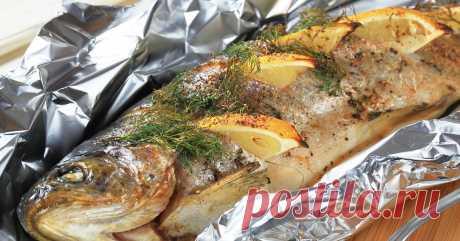 Фаршированная рыба по-еврейски! При помощи хитрого трюка блюдо получится превосходным.  В копилку рецептов!