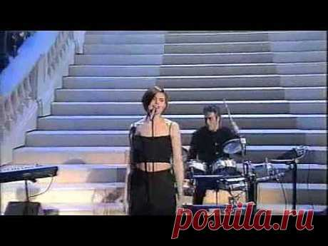 Matia Bazar - Brivido caldo - Sanremo 2000