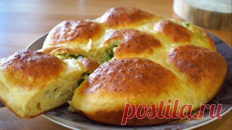 Необычное тесто – пошаговый рецепт с фотографиями