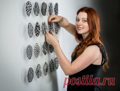Сложно назвать это вышивкой, но красота неописуемая: тончайшие работы рукодельницы из Австралии | MIAZAR | Яндекс Дзен