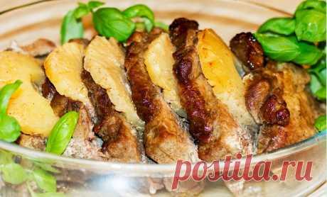 Свинина с ананасами это не просто горячее блюдо на праздник. Это долгая память о вкусном мясе на целый Новый год | IrinaCooking | Яндекс Дзен