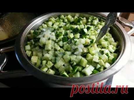 Заготовка из огурцов для рассольника,винегрета и салата