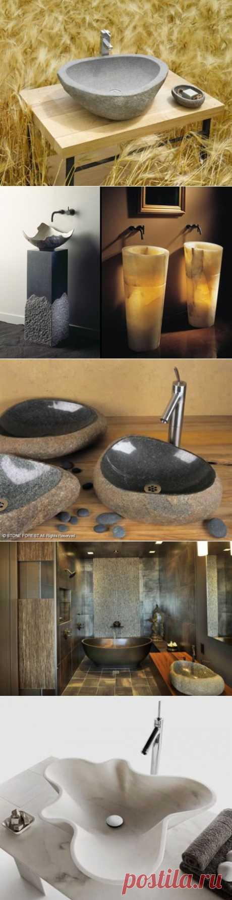 (+1) сообщ - Каменная раковина | УЮТНЫЙ ДОМ | советы