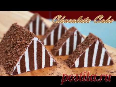 Измерение чашки / Действительно вкусный рецепт шоколадного торта
