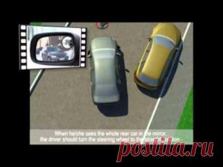 Parallel parking lesson