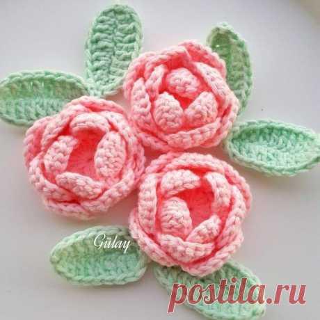Crochet Patterns - Главная