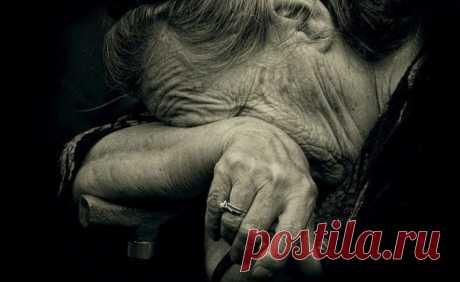 Трогательное завещание матери: строки, от которых слезы на глазах...