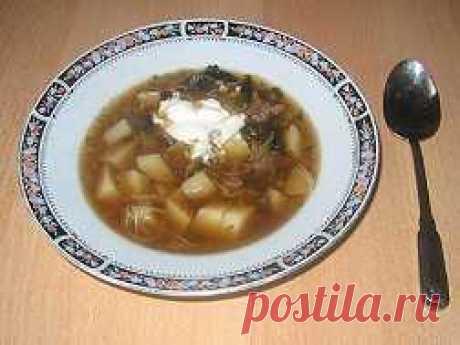 Супы из грибов Рецепты | Путешествие по Карелии