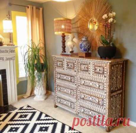 Como restaurar los muebles viejos en las condiciones de casa, los consejos — la Restauración de los muebles por las manos