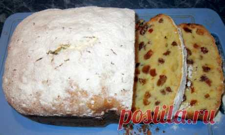 RETSEPA FOR THE BREAD MACHINE - CAKES AND SWEET BREAD