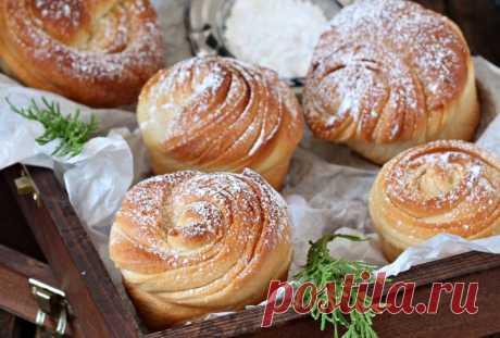 Сладкие пышные булочки: мягкие булочки из сдобного дрожжевого теста в духовке — Калейдоскоп событий