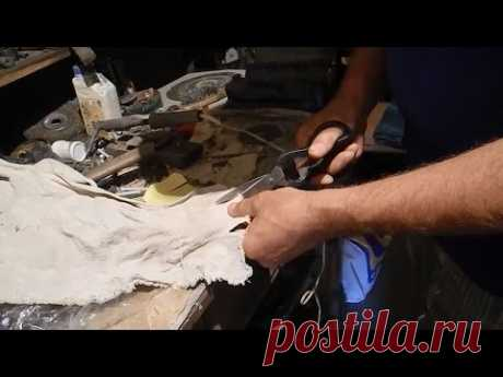 El modo simple de afilar las tijeras