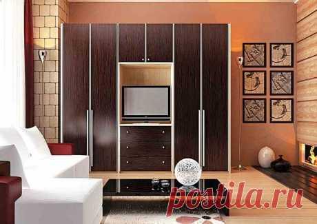 Распашной шкаф с нишей под телевизор: заказать распашной шкаф с местом под телевизор