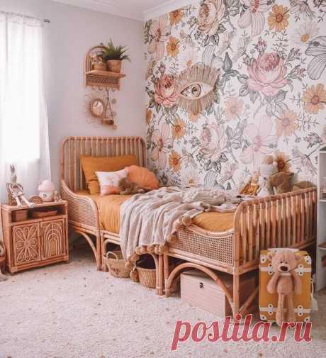Такая мебель в Детской комнате это «ФУ!» из прошлого или НОВЫЙ Тренд?!
