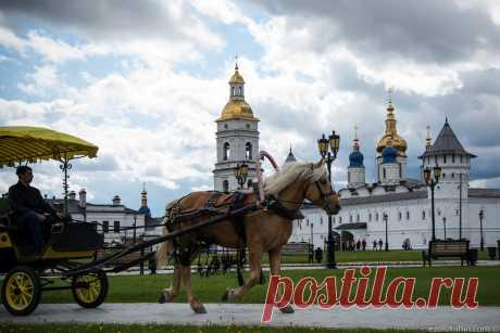 Тобольский Кремль - уникальный памятник сибирского зодчества